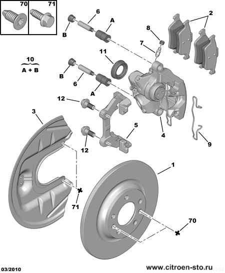 суппорт радиатора ситроен с5 х7