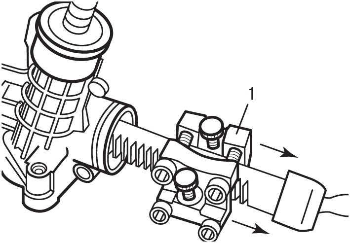 Замена рулевой тяги на ситроен